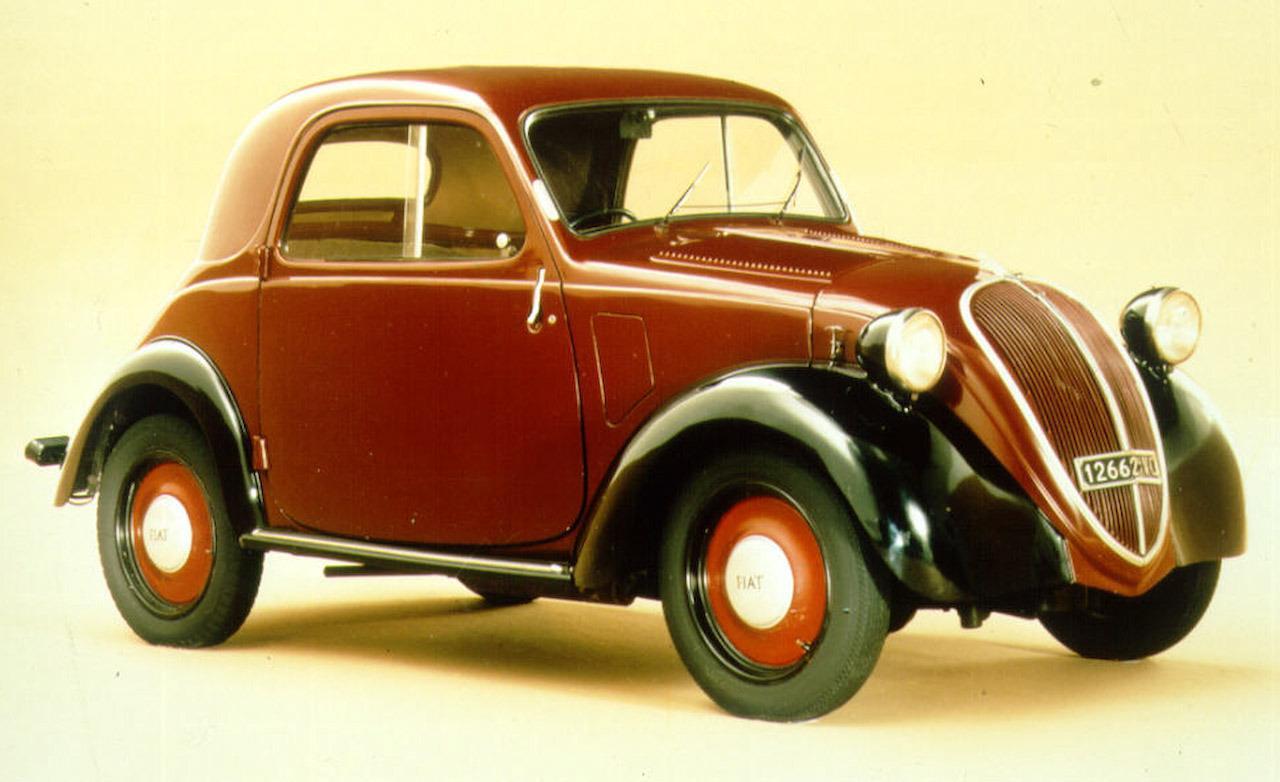 Fiat Topolino orriginal