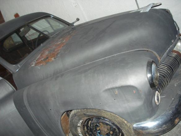 Up Custons Mercury Cobra